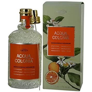 4711 ACQUA COLONIA by 4711 MANDARINE & CARDAMOM EAU DE COLOGNE SPRAY 5.7 OZ (Package
