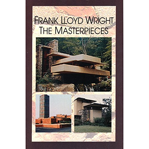 Crystal Productions CP7181 Frank Lloyd Wright: Masterpiec...