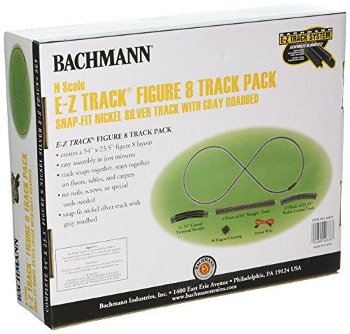 Review Bachmann Figure 8 E-Z