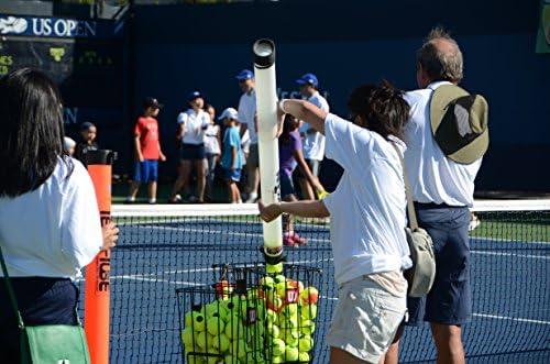 Amazon.com: Tourna Tenn tubo para recoger pelotas de tenis ...