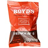 Boyd's Coffee Single Cup Coffee, French Number 6, 20 Count