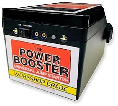 BILLET4X4 POWER BOOSTER, The Universal Jump starter - Emergency Power Pack