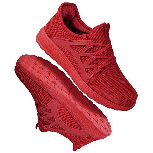 Troadlop Women's Air Knitted Running Shoes