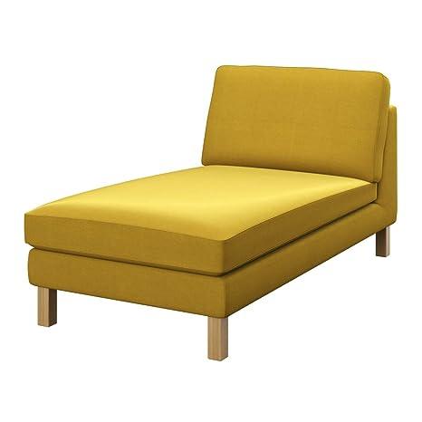 Soferia - IKEA KARLSTAD Funda para chaiselongue Unico ...
