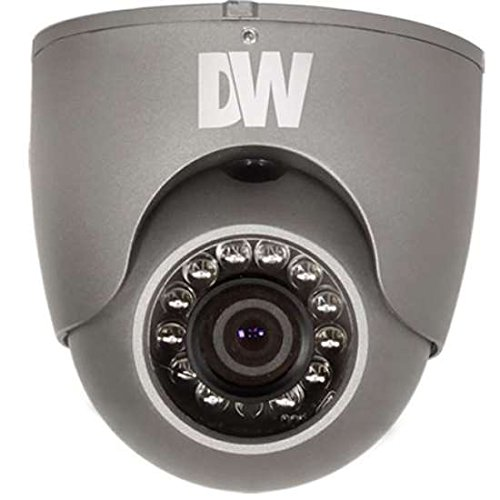 DIGITAL WATCHDOG DWC-BL2553DIR 960H Outdoor IR Dome Camera, 3.6mm / DWC-BL2553DIR /