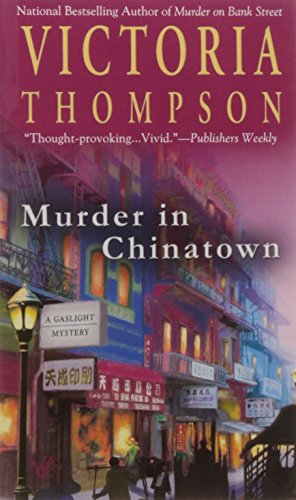 Book cover for Murder In Chinatown
