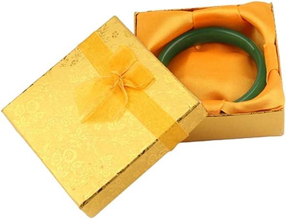 TXDIRECT Cajas Bonitas para Regalo Cajas Carton Regalo Pequeñas Cajas de cartón Organizador de la joyería Pequeña Caja de Regalo Yellow,24pcs: Amazon.es: Hogar