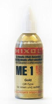 Mixol 30 ml no ME1 oro Universal tinte concentrado