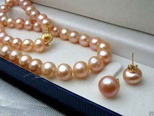 Genuine Akoya Pearl Necklace - 3