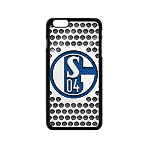 FC Schalke 04 Design Bestselling Hot Seller High Quality Case Cove Hard Case For Iphone 6