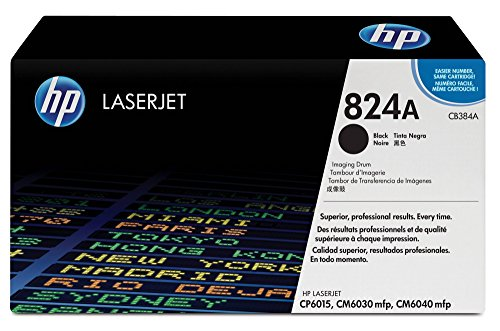 HP 824A (CB384A) Black Toner Drum for HP Color LaserJet CP6015 CM6030 CM6040