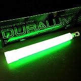 """6"""" Bulk Emergency Glow Sticks with 12 Hour Glow - 50 Piece Box of Industrial Safety Glow Sticks - (Green)"""
