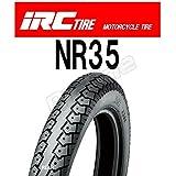 IRC(アイアールシー)井上ゴム バイクタイヤ NR35 リア 80/100-14 M/C 49P チューブタイプ(WT) 二輪 オートバイ用 129881