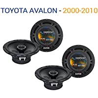 Toyota Avalon 2000-2010 Factory Speaker Replacement Harmony (2) R65 Package New
