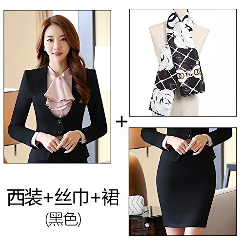 K WYMBS Spring clothing suit career women's clothes set