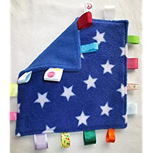 Baby taggie Security Comforter Blanket Pack of one only – Star Light
