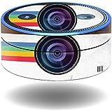 MightySkins Protective Vinyl Skin Decal for Amazon Echo Dot (1st Generation) wrap Cover Sticker Skins Vintage Polaroid