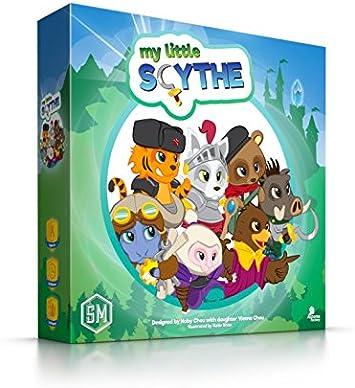 Juego de Mesa Stonemaier Games STM600 Scythe (Idioma español no garantizado): Amazon.es: Juguetes y juegos