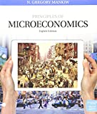 img - for Bundle: Principles of Microeconomics, Loose-leaf Version, 8th + Aplia, 1 term Printed Access Card book / textbook / text book