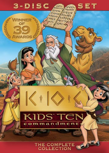 Kids' Ten Commandments: The Complete Collection by Lionsgate