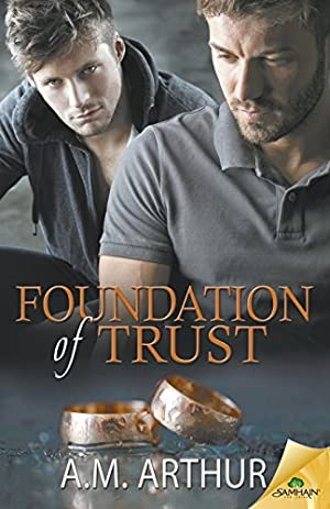 book cover of Foundation of Trust