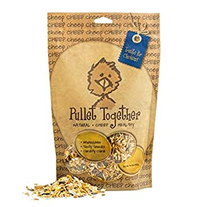 Treats For Chickens Pullet Together Treat, 1-Pound, 13 Oz 112
