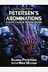 Petersen's Abominations: Tales of Sandy Petersen;Call of Cthulhu Roleplaying: 23152-H Pasta dura