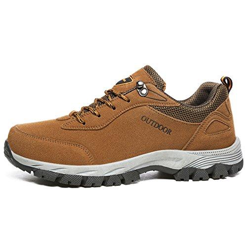 FZUU Unisex Wasserdicht Wanderschuhe Trekking Schuhe Herren Damen Sport  Outdoor Klettern Sneaker  Amazon.de  Schuhe   Handtaschen bfd4165cad