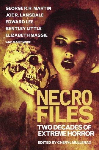 Books : Necro Files: Two Decades of Extreme Horror