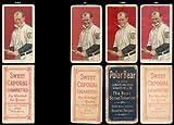 1909 t206 tobacco (baseball) Card# 243 joe kelley of the Toronto Fair Condition