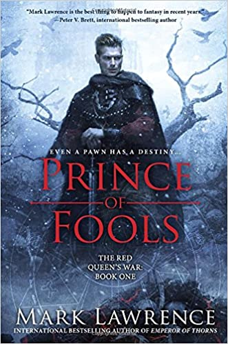 Book Prince of Fools (Red Queen's War)