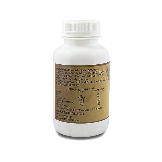 SOTYA - SOTYA Levadura de Cerveza y Germen de Trigo 225 comprimidos 600mg: Amazon.es: Salud y cuidado personal