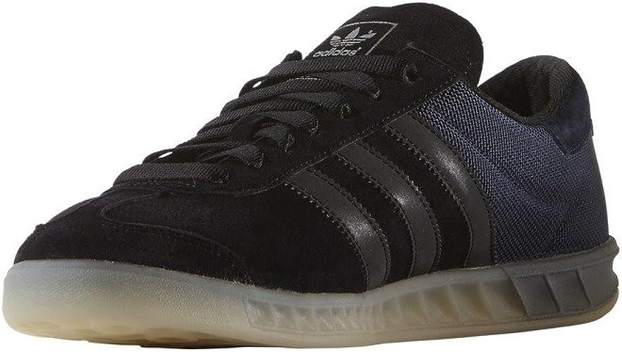 Adidas Originals Hamburg Tech Core Black Chalk White Black UK 11 ...