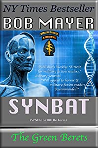 Synbat by Bob Mayer ebook deal