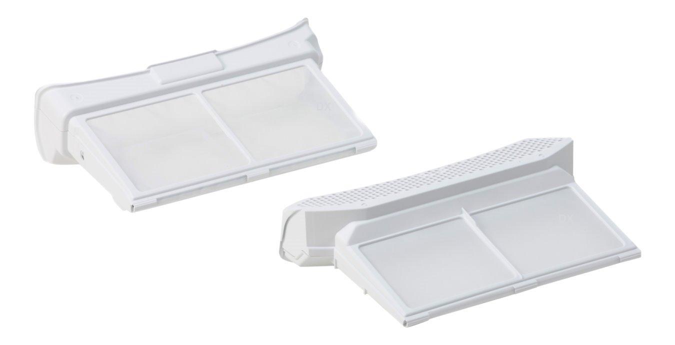 DREHFLEX Filtro anti lanugine per asciugatrici delle marche BOSCH, SIEMENS, CONSTRUCTA, NEF. Compatibile con le parti numero 00656033 / 656033 DREHFLEX®