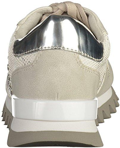 Tamaris 23614, Zapatillas para Mujer weiß
