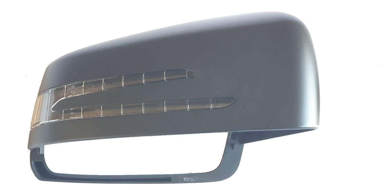 GLK X204 CLA C117 FANALINO A LED PER RETROVISORE DESTRO COMPATIBILE CON CLASSE A W176 E W212 C W204 GLA X156 CLS W218 C204 B W246 CL C216 S W221 CALOTTA SUPERIORE C207