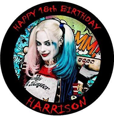 Harley Quinn – Suicidio Squad decoración para tarta para 7,5 ...