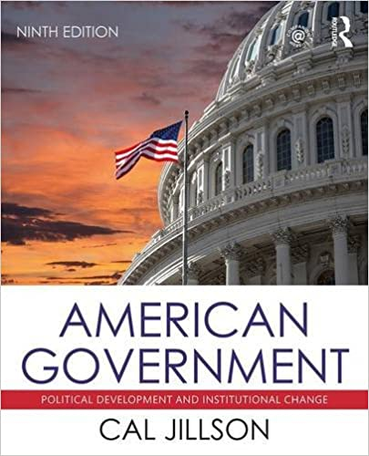 American government political development and institutional change american government political development and institutional change 9th edition fandeluxe Gallery