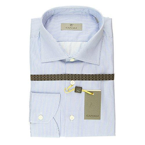 canali-1934-blue-shirt-slim