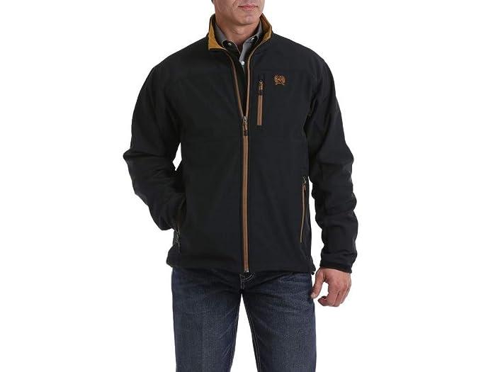 Amazon.com: Cinch Solid Bonded - Chaqueta para hombre: Clothing