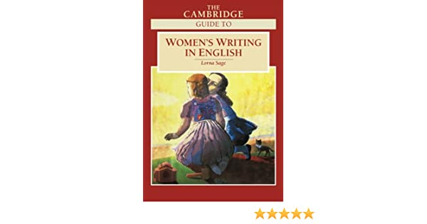 Amazon the cambridge guide to womens writing in english amazon the cambridge guide to womens writing in english 9780521668132 lorna sage books fandeluxe Gallery