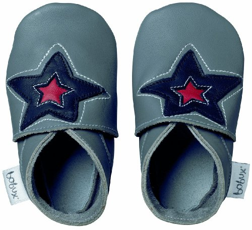 Bobux - BB 4146 S - Grey Astro Star - Taille S