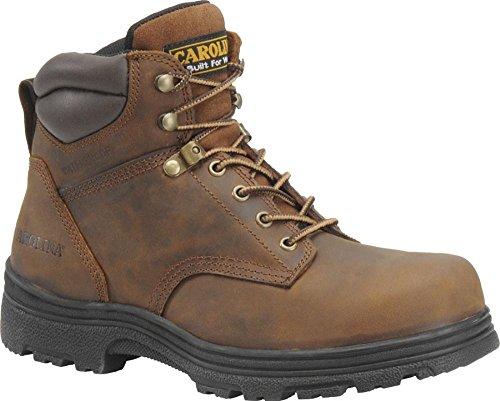 Carolina - Mens - 6 in Steel Toe WP Hiker (Carolina Mens Safety Boots)