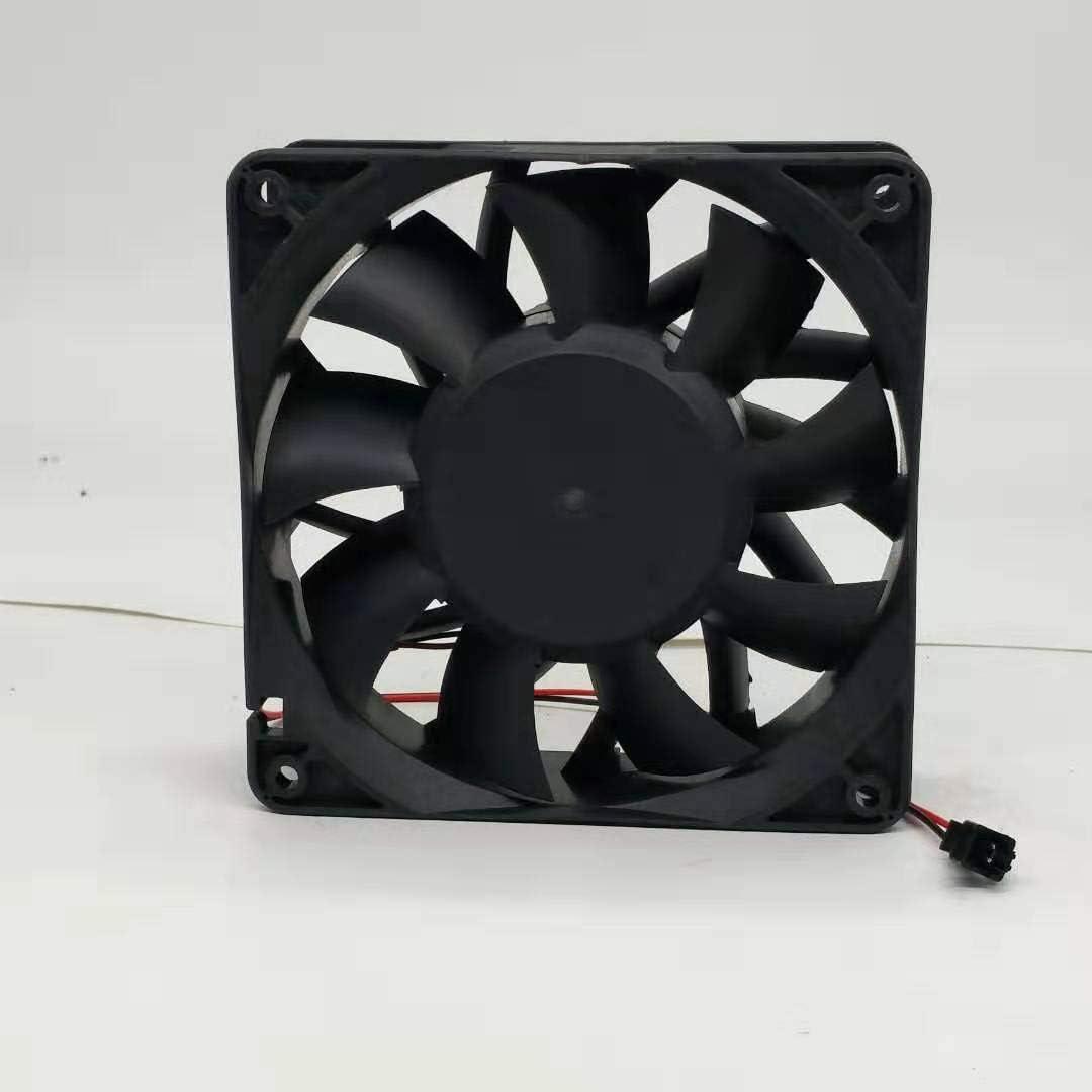for SUNON PSD2412PMB1 19.2W 24V 12CM Cooling Fan