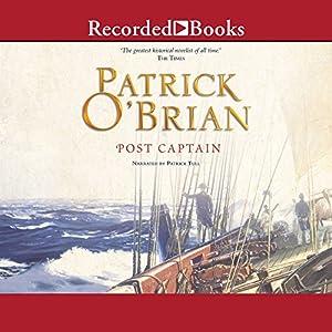 Post Captain Audiobook