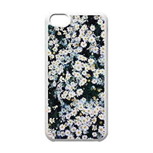 LJF phone case Daisy Unique Fashion Printing Phone Case for ipod touch 4,personalized cover case ygtg559086
