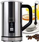 Secura Automatic Electric Milk Frother and Warmer 250ml by Secura