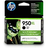 HP CN045AN#140 950XL Black Ink Cartridge, High Yield (CN045AN) for Officejet Pro 251, 276, 8100, 8600, 8610, 8620, 8625, 8630