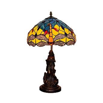 Lujo, Sencillez de noche y lámparas de mesa Estilo Europeo Mesilla ...